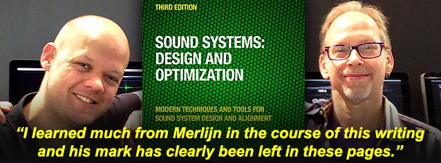 Sound Systems: Design & Optimization | 3rd Edition