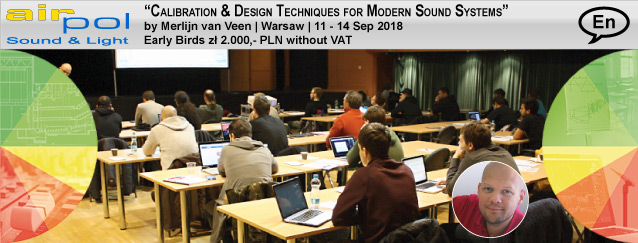 Calibration & Design Techniques for Modern Sound Systems Part I | Warsaw