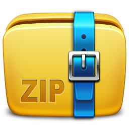 Folder-Archive-zip-icon