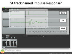 A track named Impulse Response