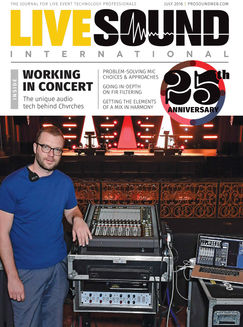 Live Sound International Magazine July 2016